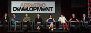 Movie Talk Heats Up For 'Arrested Development': TCA