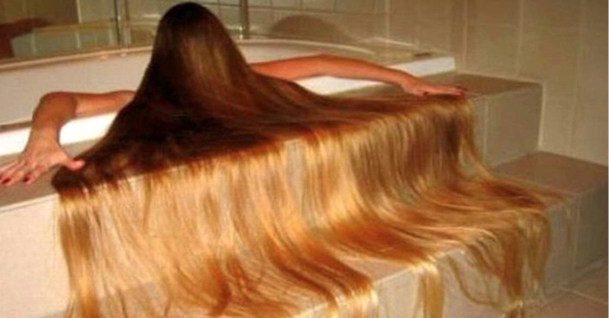 The Best Way to Grow Hair Fast