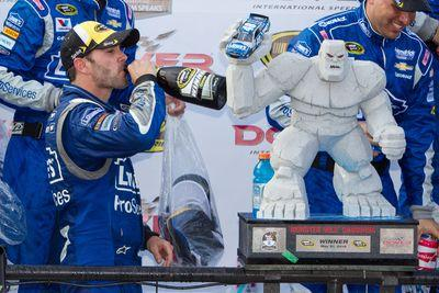 Dover win further adds to Jimmie Johnson's NASCAR legacy
