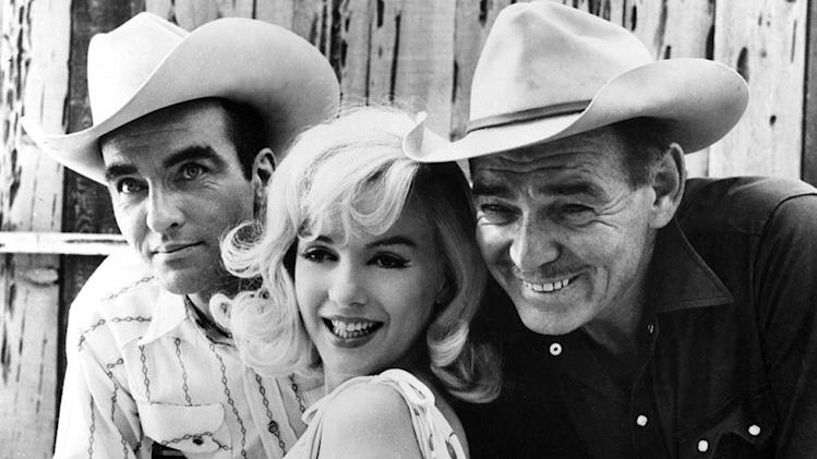 Michelle Williams 5 favorite Marilyn Movies 2011 The Misfits