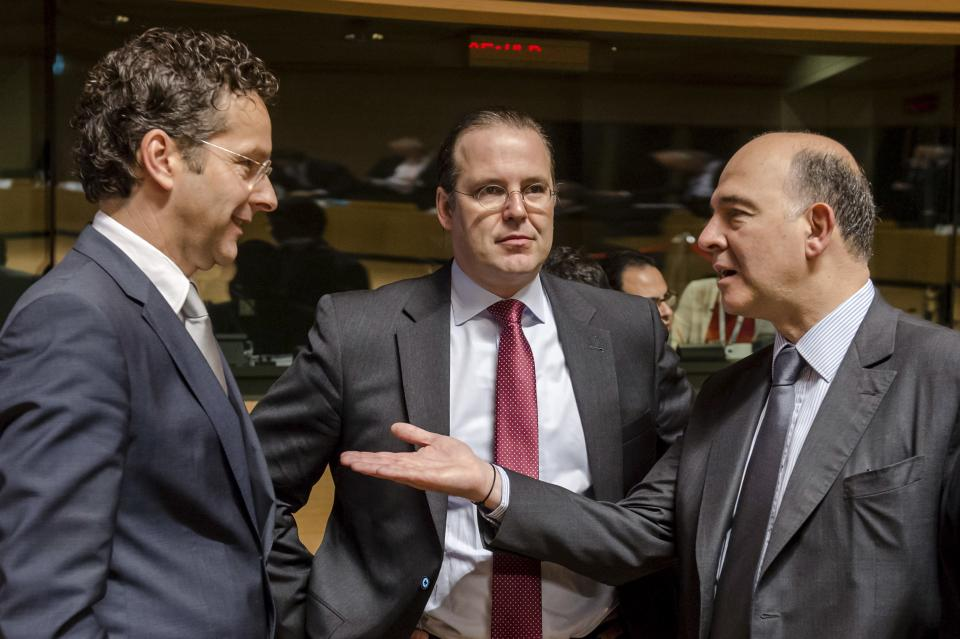 EU finance ministers fail to agree on bank rules