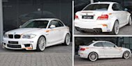 BMW 1 Series M Coupe Garapan G-Power