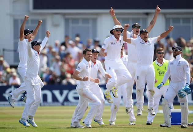 England v Australia: 1st Investec Ashes Test - Day Five