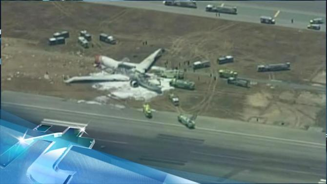 Breaking News Headlines: Asiana Crew Tried to Abort Landing Seconds Before SF Crash: NTSB