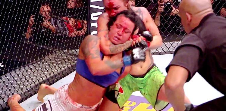 Raquel Pennington Sets Aside History to Focus on Holly Holm