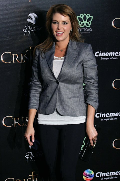 MÉXICO, D. F.- Movie-Red carpet/Cine-Alfombra-Cristiada.