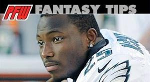 Week Four fantasy tips: RBs