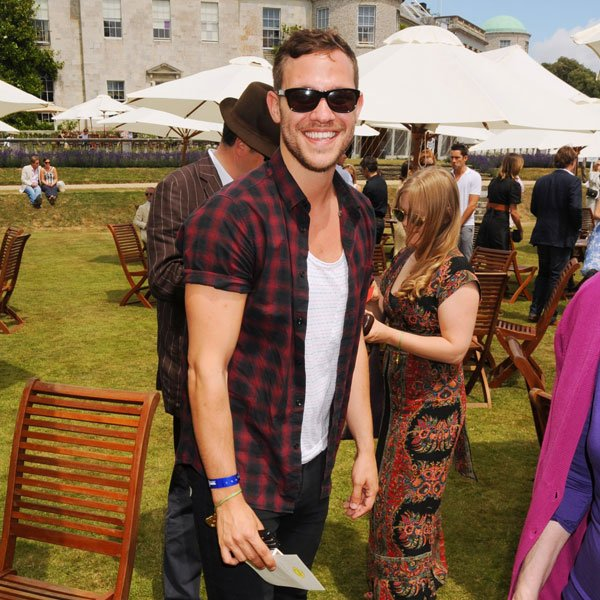 Will Young at Goodwood © Getty