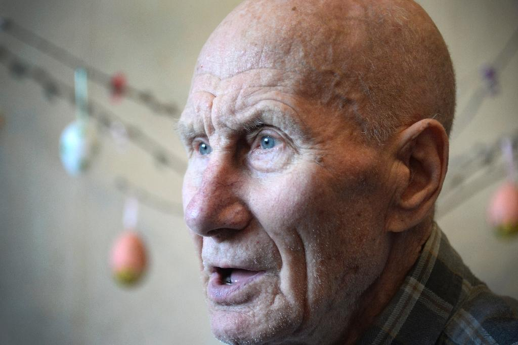 Red Army veteran's war years end in Gulag