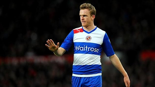 Alex Pearce has been linked with Liverpool and Newcastle but is staying at Reading