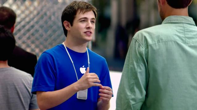 Director responsible for Apple's awful 'Genius' ads quits agency
