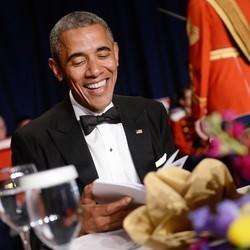 Obama Makes Another Birther Joke