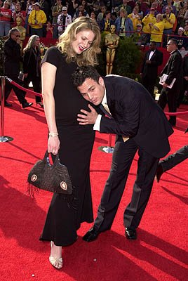 Mark Ruffalo and wife Sandra