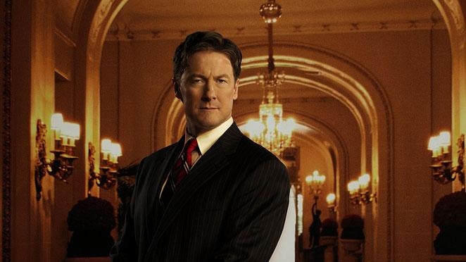 John Allen Nelson stars as Senator Jeffery Collins in Vanished on FOX.