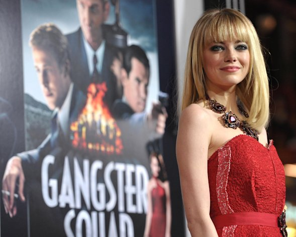 Emma Stone would happily work with Ryan Gosling again