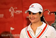 Former World No. 1 Lorena Ochoa, pictured in March 2012, of Mexico will make a small-scale return to competitive golf later this year at events in Norway, France and Mexico, she revealed on her website on Thursday