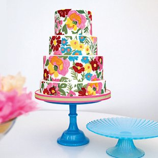 wedding cakes Bridal Expo Chicago Milwaukee