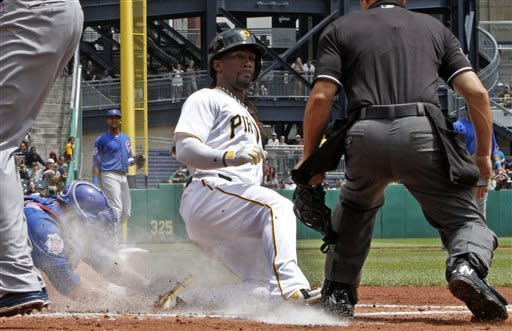 McCutchen, Pirates beat Cubs for 4th straight win