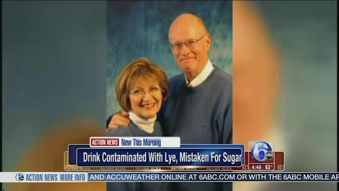 Woman burned after drinking lye-filled tea at restaurant is improving