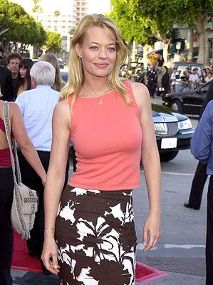 Jeri Ryan at the Westwood premiere of Paramount's Lara Croft: Tomb Raider