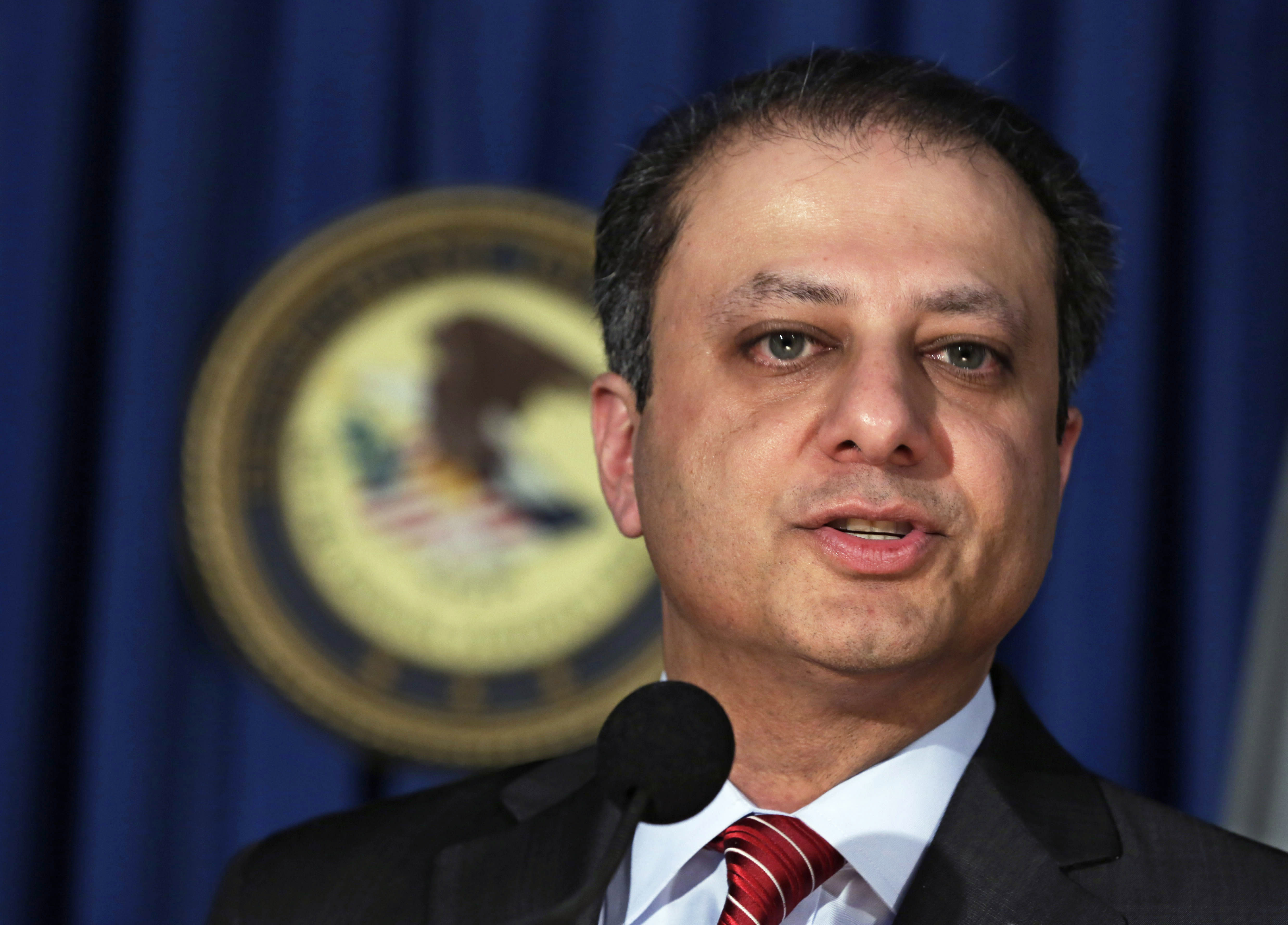 US attorney appears to focus on political favors in New York