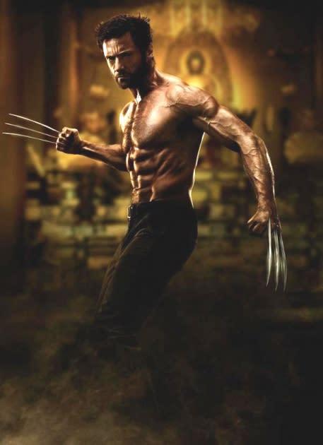 Hugh Jackman in 'The Wolverine'  -- Twentieth Century Fox