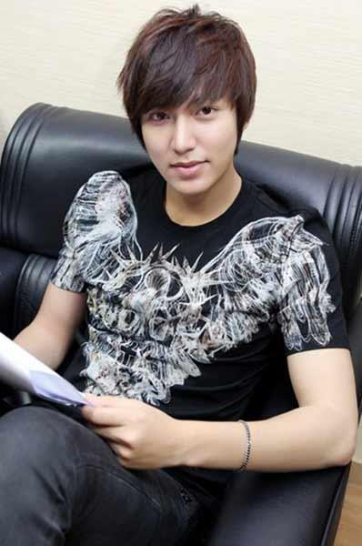 Lee Min Ho Hasn′t Changed