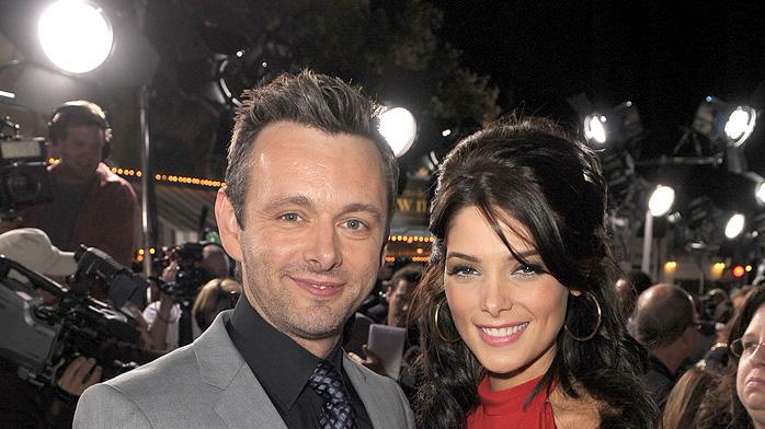 Twilight Saga New Moon LA Premiere 2009 Michael Sheen Ashley Greene