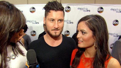Val Chmerkovskiy: I Was in 'Love' With Danica McKellar!