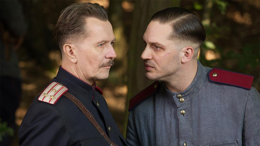 Tom Hardy-Gary Oldman Thriller 'Child 44′ a Disaster at Box Office