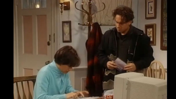 'Roseanne' Predicted Internet Addiction; A Weather Alert from Hell