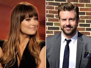 Olivia Wilde and Jason Sudeikis -- Getty Images