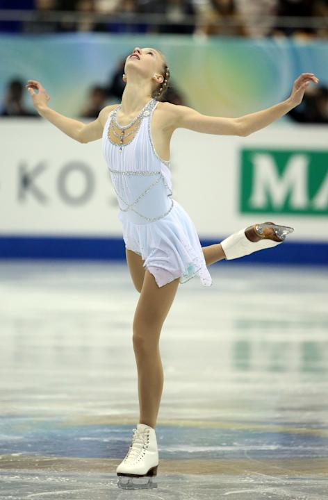 ISU Grand Prix of Figure Skating Final 2013/2014 - Day Two