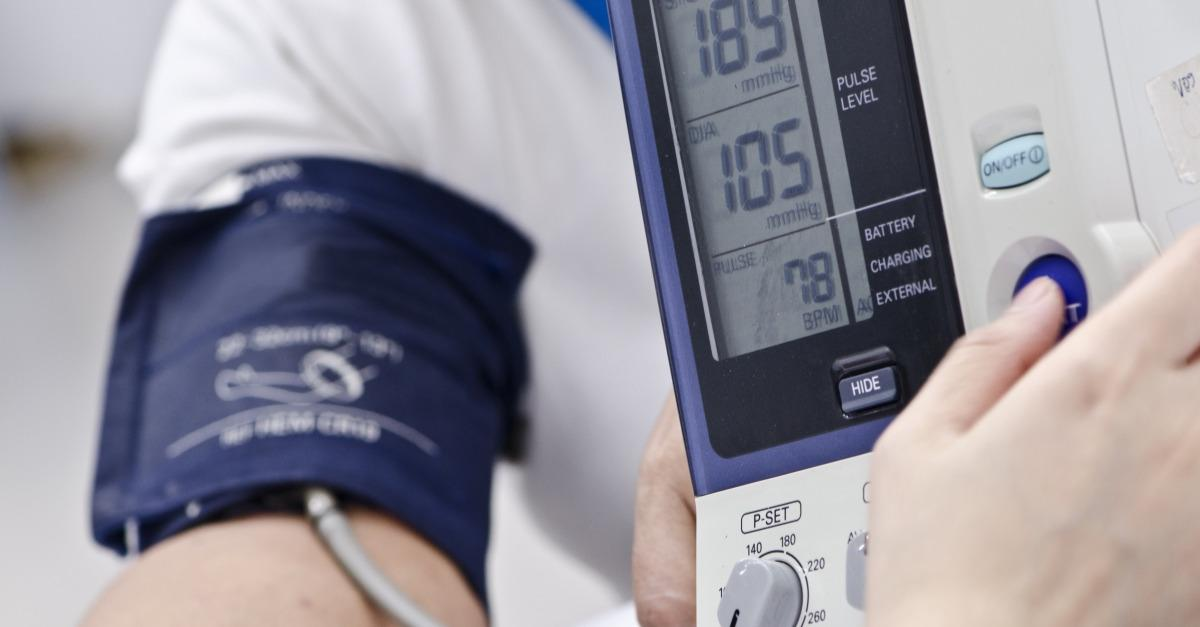 New Breakthrough Lowers High Blood Pressure?