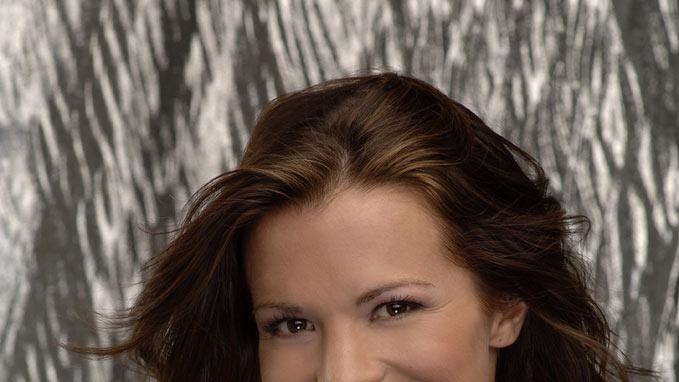 "Melissa Claire Egan stars as Annie on ""All My Children."""