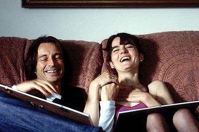 Robert Carlyle and Shirley Henderson in Sony Pictures Classics' Once Upon A Time in the Midlands