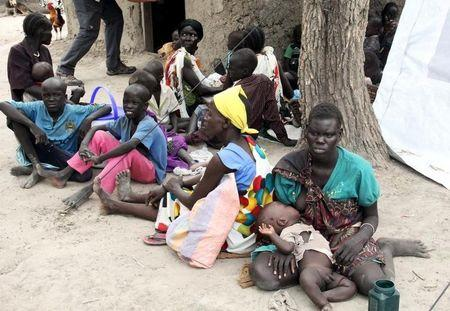 "South Sudan food team finds risk of ""widespread catastrophe"""