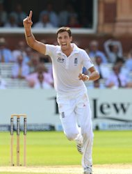 Stuart Broad and Steven Finn, pictured, are expected to miss the final warm-up match for England