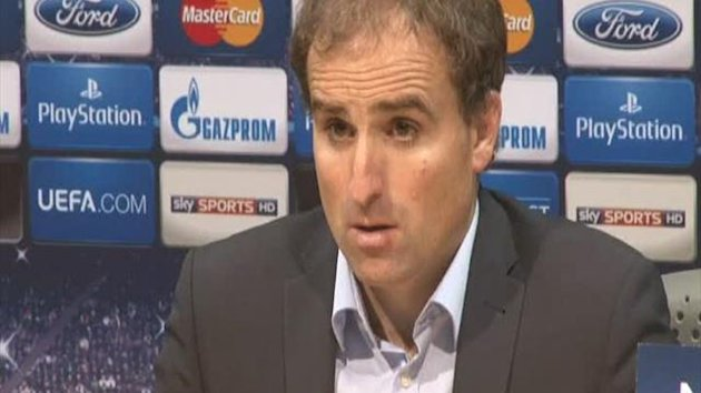 Post-match press conference with Real Sociedad manager Jagoba Arrasate
