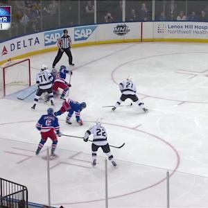 Zuccarello deflects shot