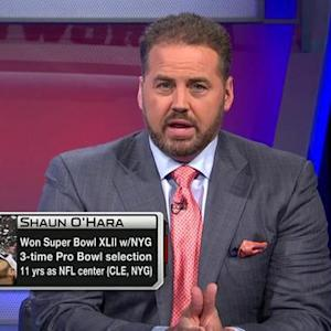 NFL Media's Shaun O'Hara: Giants defense revolves around JPP