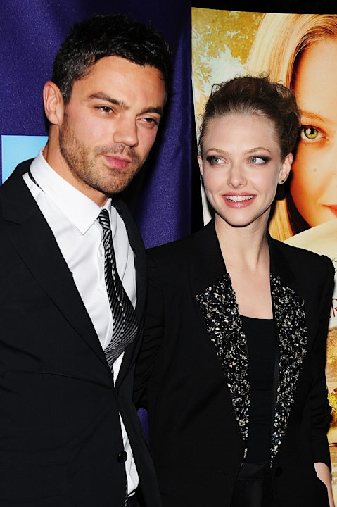 9th Annual Tribeca Film Festival 2010 Dominic Cooper Amanda Seyfried