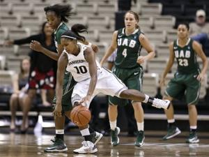 No. 13 Vanderbilt women pull away from UAB 69-54