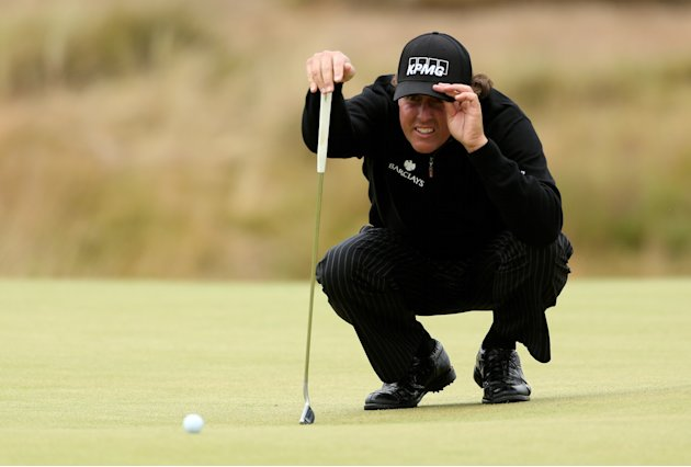 Aberdeen Asset Management Scottish Open - Day Four