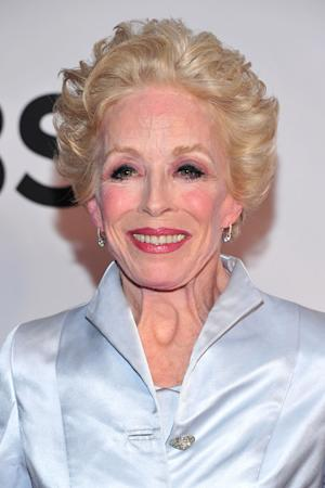 Tony Award nominee Holland Taylor arrives on the red carpet at the 67th Annual Tony Awards, on Sunday, June 9, 2013 in New York. (Photo by Charles Sykes/Invision/AP)