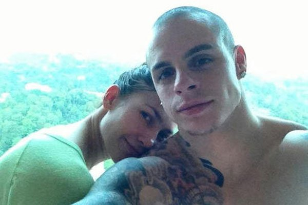 4. Jennifer Lopez And Casper Smart