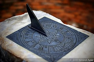 Time Is On My Side image Sundial2