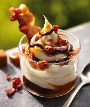 Burger King, Your Bacon Sundae Is Insulting