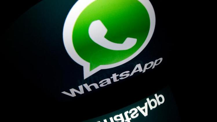 WhatsApp's 450 million worldwide users were unable to access the smartphone free-messaging service on Saturday, three days after Facebook declared it was lavishing up to $19 billion on it