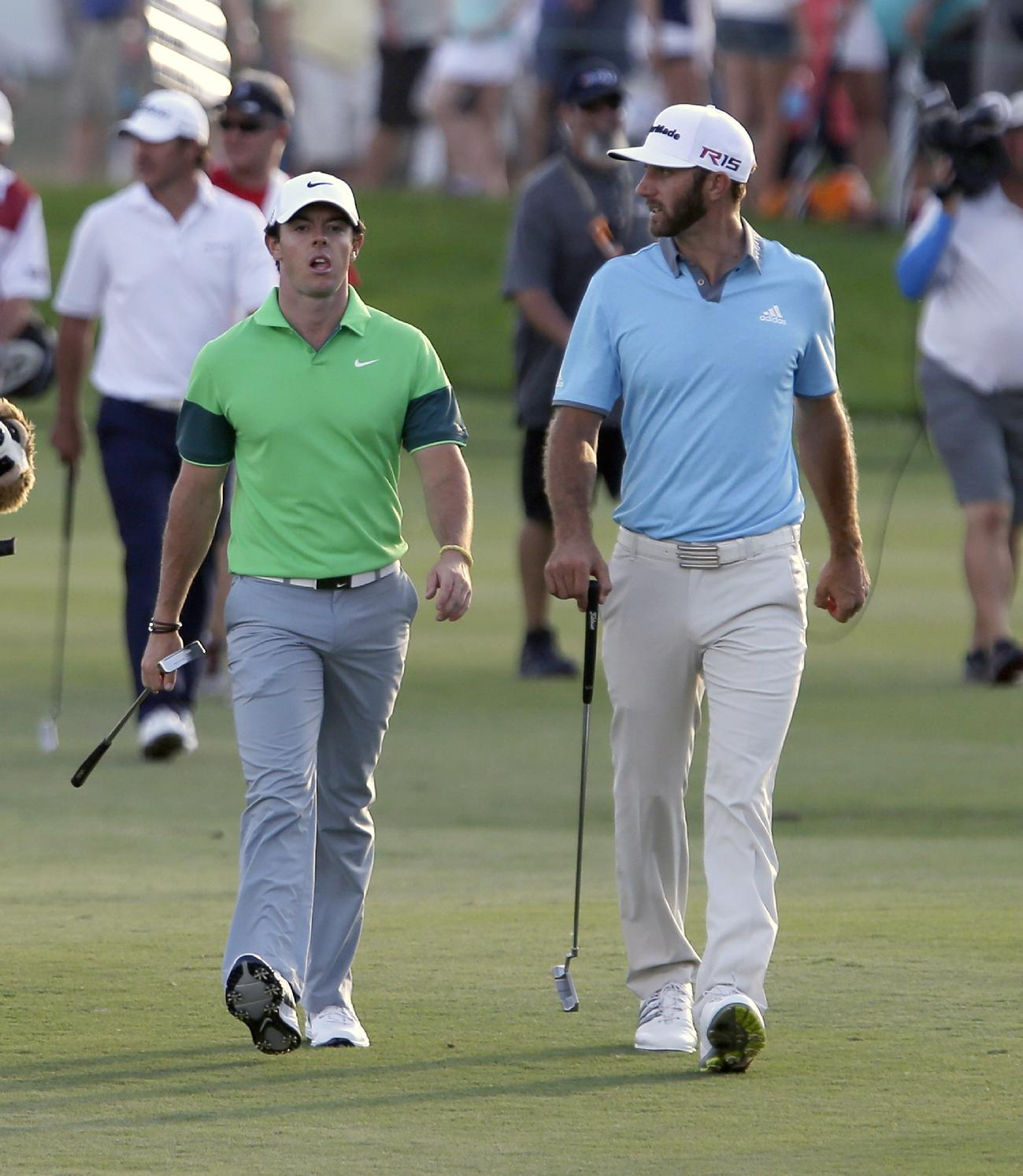 McIlroy gets off to a wind-blown start at Honda